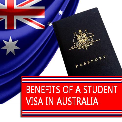 Benefits of a Student Visa in Australia