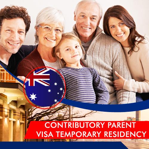 Contributory Parent visa temporary
