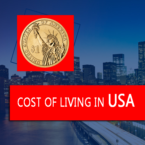 Cost of Living in USA