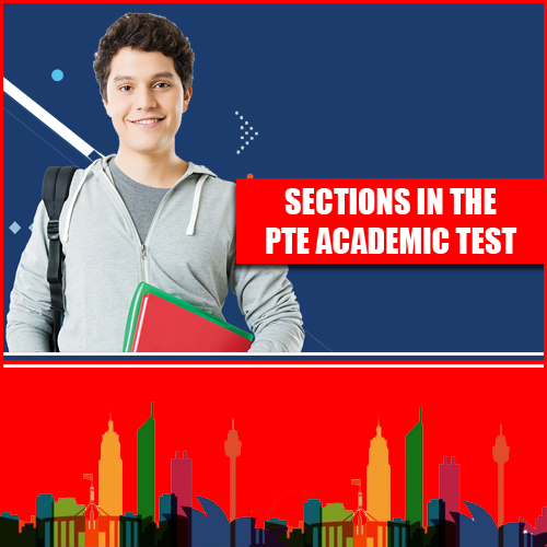 Sections-in-THE-PTEAcademic-test