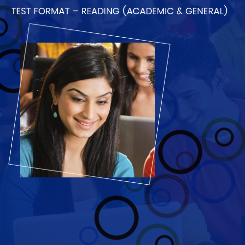 TEST FORMAT READING