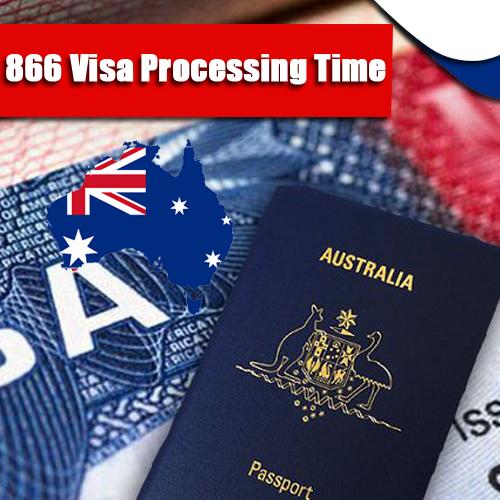 866 Visa Processing Time
