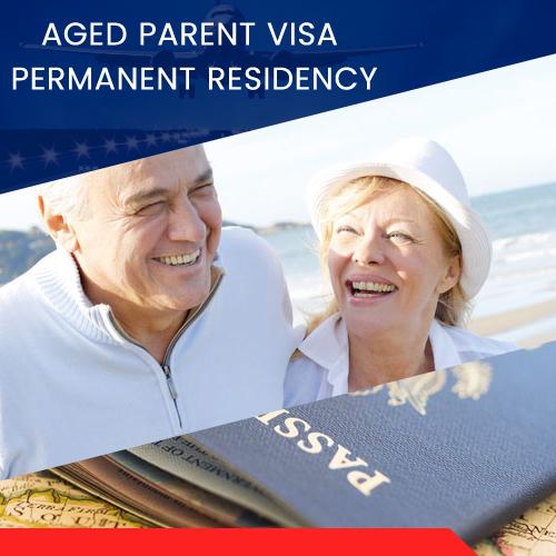 Aged Parent Visa