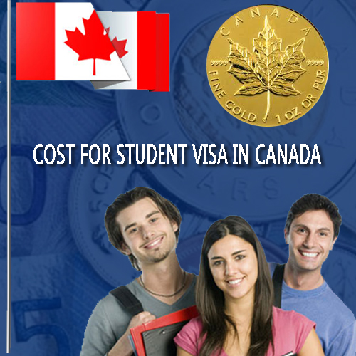 Cost for Student Visa in Canada