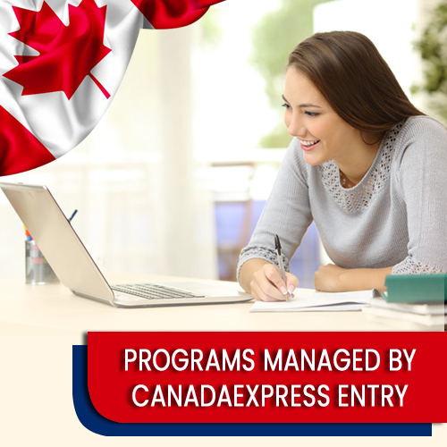 Programs managed by CanadaExpress Entry