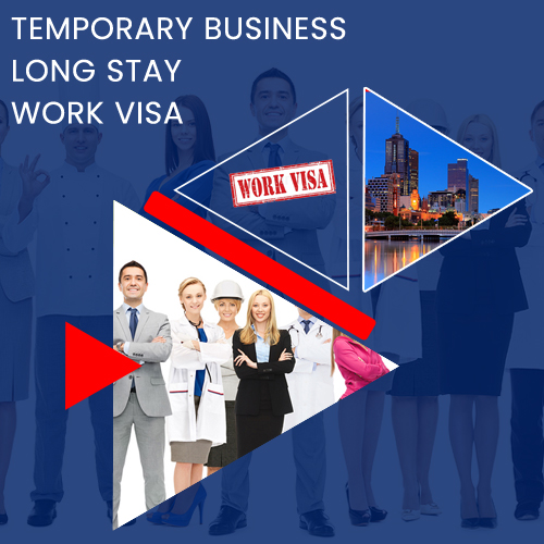 TEMPORARY BUSINESS LONG STAY WORK VISA