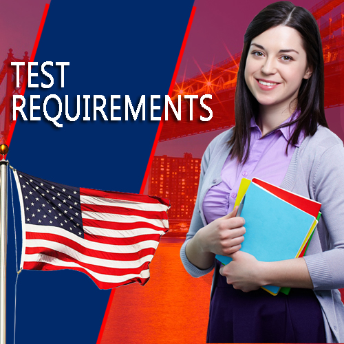 Test Requirements1 USA