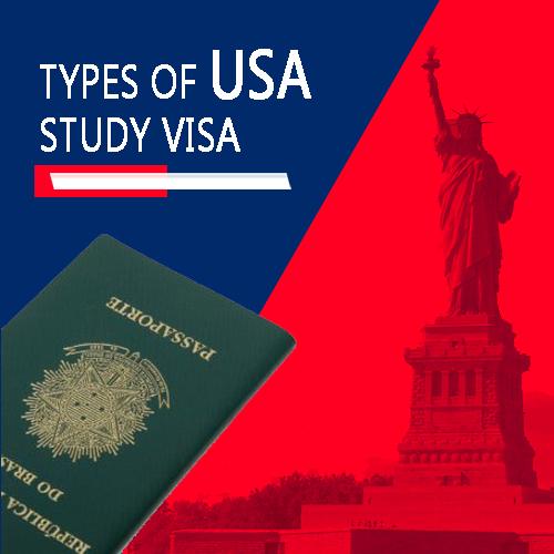 Types-of-USA-Study-Visa